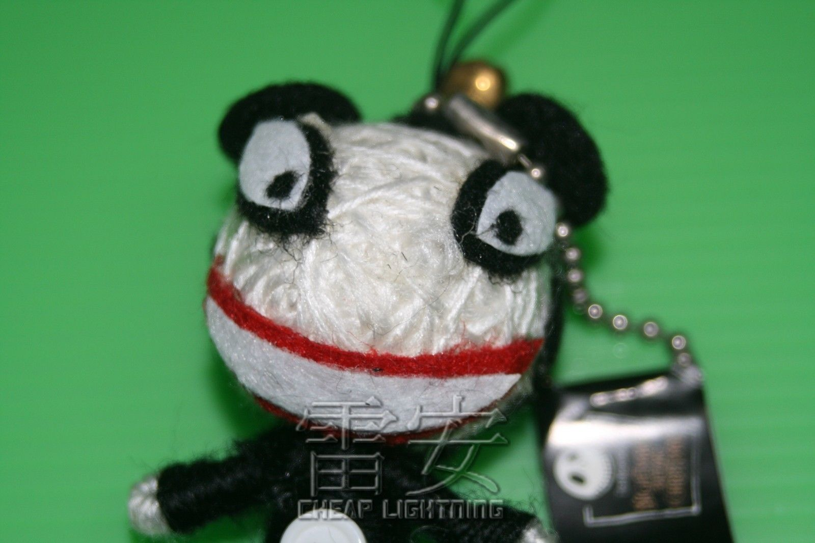 Vampire-Teddy-Nightmare-Before-Christmas-Key-chain-Cell-phone-Charm ...